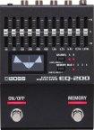 Boss EQ-200 Graphic EQ -pedaali