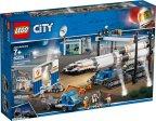 LEGO City 60229 - Raketti ja kuljetuskalusto