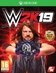 WWE 2K19 -peli, Xbox One