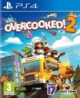Overcooked 2 -peli, PS4