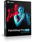 Corel PaintShop Pro 2019 Ultimate -kuvankäsittelyohjelmisto, DVD