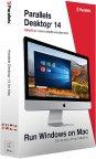 Parallels Desktop 14 for Mac - 12 kk -virtualisointiohjelma, vuositilaus