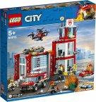 LEGO City Fire 60215 - Paloasema