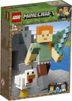 LEGO Minecraft 21149 - BigFig Alex ja kana