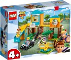 LEGO 4+ Toy Story 4 10768 - Buzzin ja Tilli Tallin leikkikenttäseikkailu