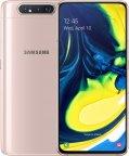 Samsung Galaxy A80 -Android-puhelin 128 Gt Dual-SIM, kulta