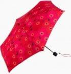 Marimekko Mini-Unikko Mini Manual -sateenvarjo, punainen