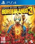 Borderlands 3 - Super Deluxe Edition -peli, PS4