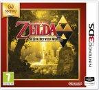 The Legend of Zelda - A Link Between Worlds (Selects) -peli, 3DS