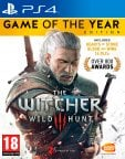 The Witcher III - Wild Hunt (GOTY) -peli, PS4
