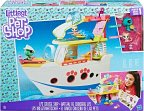 LPS Littlest Pet Shop Cruise Ship -laiva