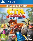 Crash Team Racing - Nitro-Fueled - Nitros Oxide Edition -peli, PS4