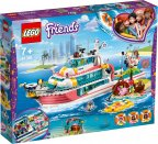 LEGO Friends 41381 - Pelastusoperaation vene