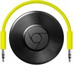 Google Chromecast Audio -langaton mediatoistin