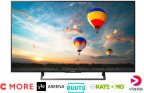 """Sony KD-49XE8099 49"""" Android 4K HDR Ultra HD Smart LED -televisio"""