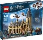 LEGO Harry Potter 75954 - Tylypahkan Suuri sali