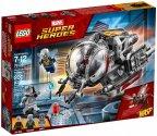 LEGO Super Heroes 76109 - Kvanttimaailman tutkijat