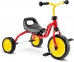 PUKY Fitsch- ensimmäinen kolmipyöräni, punakeltainen