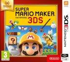 Super Mario Maker for Nintendo 3DS -peli, 3DS