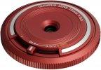 Olympus 15 mm f/8 -runkotulppaobjektiivi, punainen