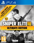 Sniper Elite III: Afrika - Ultimate Edition -peli, PS4