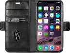 Dbramante1928 Lynge, lompakko- ja suojakotelo, iPhone X / Xs, musta