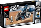 LEGO Star Wars 75262 - Imperiumin pudotusalus™ – 20-vuotisjuhlaversio