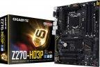 Gigabyte GA-Z270-HD3P LGA1151 ATX-emolevy