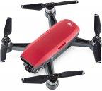DJI Spark Fly More Combo -minikopteripaketti, Lava Red