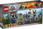 LEGO Jurassic World 75931 - Dilophosauruksen hyökkäys vartioasemalle
