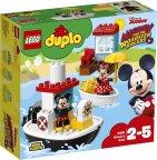 LEGO DUPLO Disney 10881 - Mikin vene