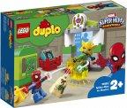 LEGO DUPLO Super Heroes 10893 - Spider-Man vastaan Elektro