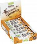 NJIE ProPud Protein Bar Hazelnut Caramel -proteiinipatukka, 55 g, 12-PACK