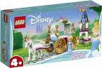 LEGO Disney Princess 41159 - Tuhkimon vaunuajelu