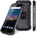 Ulefone Armor 2 -Android-puhelin Dual-SIM, 64 Gt, musta/harmaa