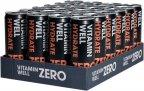 Vitamin Well Zero Hydrate -vitamiinivesi, 355 ml, 24-PACK