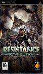 Resistance - Retribution PSP-peli