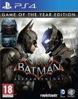 Batman - Arkham Knight (GOTY) -peli, PS4