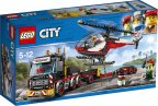 LEGO City Great Vehicles 60183 - Raskas rahtikuljetus