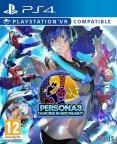 Persona 3: Dancing in Moonlight -peli, PS4