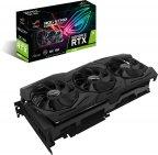 Asus ROG-STRIX-RTX2080-O8G-GAMING GeForce RTX 2080  8192 Mt -näytönohjain PCI-e-väylään