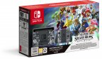 Nintendo Switch - Super Smash Bros. Ultimate Edition -pelikonsolipaketti, harmaa
