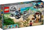 LEGO Jurassic World 75934 - Dilophosaurus karkuteillä