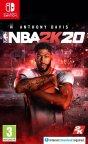 NBA 2K20 -peli, Switch