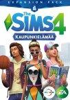 The Sims 4 - Kaupunkielämää -lisäosa, PC / Mac