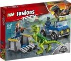 LEGO Juniors 10757 - Raptorin pelastusauto