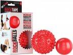 Rocktape Rockballs -hierontapallo, 2 kpl