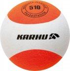 Karhu 510 -pesäpallo, oranssi/valkoinen