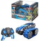 Nikko NanoTrax -kauko-ohjattava tankki, sininen