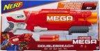 NERF N'Strike Mega Doublebreach -vaahtomuoviammusase